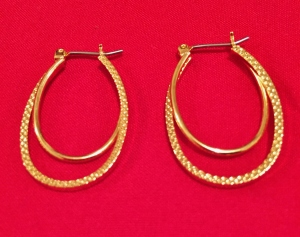 Lesly Hoop Earrings