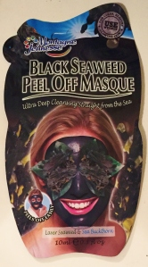 Black Seaweed Masque
