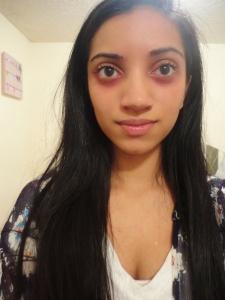 Under Eye: Lipstick Correcter