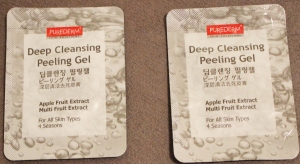 Pure Derm Deep Cleansing Peeling Gel