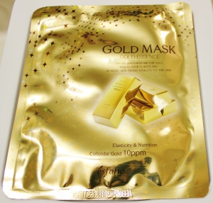 Esfolio: Gold Mask