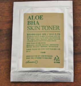 Aloe BHA: Skin Toner