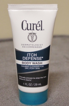 Curél Itch Defense Body Wash